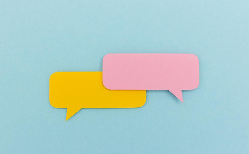 manter ativo no trabalho diálogo